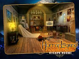 escape rooms haunted hotel android apps on google play