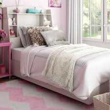 How To Build A Twin Platform Bed Frame by Bookcase Headboards You U0027ll Love Wayfair