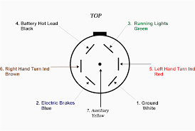wiring diagrams 7 prong trailer diagram standard brilliant harness