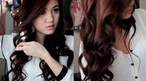 soft curl hairstyle soft romantic curls hair tutorial youtube