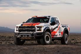 2017 ford f 150 raptor enters best in the desert off road racing