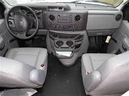 Ford Van Interior 2015 Ford E 350 Price 2016 2017 Ford Car Models2016 2017