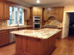 kitchen with honey oak cabinets honey oak kitchen gets a dramatic makeover creative