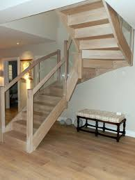 Free Standing Stairs Design Wooden Staircase Railing Designs In Kerala How To Build Porch