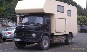mercedes truck vintage mercedes benz la710 4 4 truck camper u2013 truck camper hq