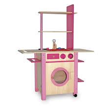 kinderk che holz rosa küche all in one rosa die beliebte kinderküche aus holz bei uns