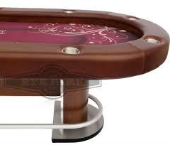 Custom Poker Tables Custom Poker Tables For A High Limit Poker Room Poker Tables