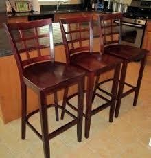 cherry wood bar stools foter