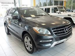 mercedes lindon pre owned 2015 mercedes m class ml 250 bluetec suv in lindon