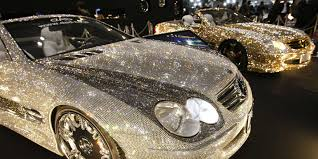 cars ferrari gold white gold mercedes diamond studded mercedes golden ferrari old