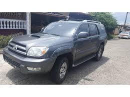 4 Runner Diesel Used Car Toyota 4runner Panama 2003 Diesel Automatica 4x4