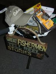 fishing gift basket fishing gift basket pinteres