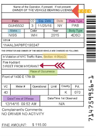 40 Meter To Feet Nyc Parking Ticket Required Elements Redux