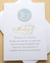 thank you for sympathy card or funeral thank you sympathy cards with a