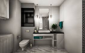 black u0026 white bathroom design ideas