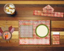 activity placemat etsy