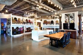 Commercial Interior Design by Retail Showroom Commercial Interior Design River Of Goods Mpls
