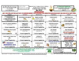 lunch menu template free 26 images of school lunch menu template infovia net