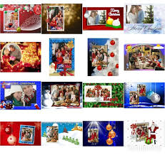 100 photoshop templates psd for christmas card for sale