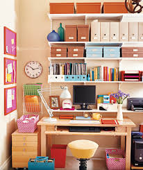 organized home 21 ideas for an organized home office real simple
