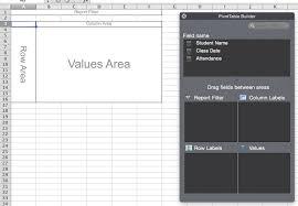 creating an attendance report canvas training center