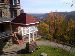 inventor d h burrell u0027s little falls mansion will transport you