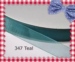 sheer organza ribbon 200yards roll 3 75mm teal sheer organza ribbon spool in ribbons