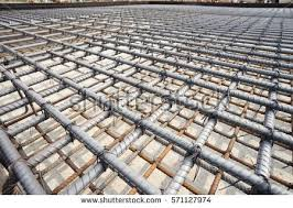 how to frame a floor reinforced concrete stock images royalty free images vectors