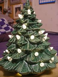 ceramic christmas tree plastic lights christmas lights decoration
