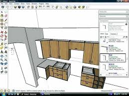 brilliant kitchen cabinet design software mac free for awesome new