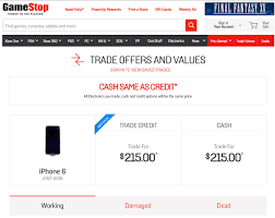 gamestop thanksgiving sale the best places to buy and sell a used iphone