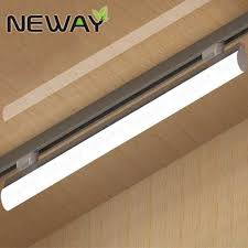 led linear tube lights 24w36w48w track installation led linear tube lights 3000k 4000k