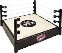 Wrestling Ring Bed by Tough Talkers Interactive Ring Wwe Wwe Wrestling Rings Wwe