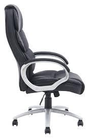 Standard Desk Size Office Bestoffice Ergonomic Pu Leather High Back Office Chair Standard