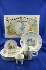 wedgwood rabbit no obligation search for wedgwood rabbit nursery set set