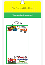 monster truck show grand rapids mi monster truck snapchat geofilter evans 3rd birthday custom made