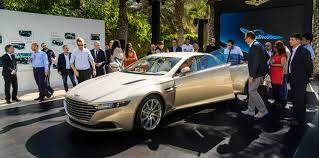 aston martin lagonda interior aston martin lagonda taraf will available outside middle east but