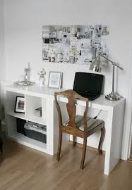 Ikea Small Desk Table Ikea Small Expedit Plus Hacked Expedit As Desk Via Stylizimo Small