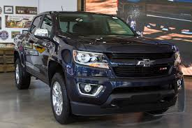 chevy colorado midnight edition 6 trucks not to miss at the texas auto show texas auto show