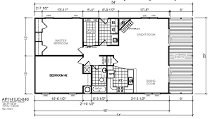 Park Model Floor Plans by Athens Park Homes Model 840 Aspen