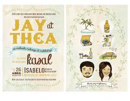Js Prom Invitation Card Designs 36 Best Filipiniana Wedding 2015 Images On Pinterest Wedding