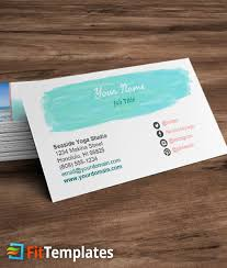 Business Cards 2 Sided Double Sided Business Card Template Template