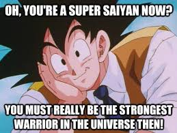 Dbz Gym Memes - user blog yamcha626 condescending goku dragon ball wiki fandom