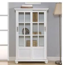 Curio Cabinet With Glass Doors Curio Cabinets Big Lots Fanti