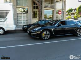 porsche panamera turbo black porsche panamera turbo s executive mkii 3 march 2015 autogespot