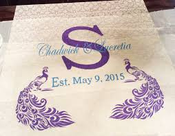 purple aisle runner peacock aisle runner stencil 3 pc stencil a z letters with names