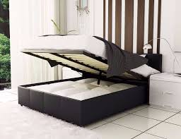 Single Storage Beds Small Double Beds With Mattress And Storage Mattress