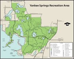 Great America Park Map yankee springs state recreation areamaps u0026 area guide shoreline