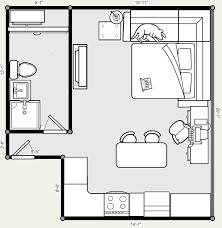 studio flat floor plan floor plan of studio apartment zhis me