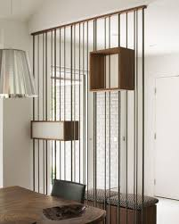Glass Partition Walls For Home by Apartments Glass Bookcase Or Room Partitions As A Room Divider